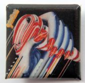 Judas Priest - 'Turbo' Square Badge